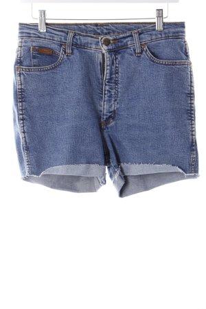 """Wrangler Shorts """"Paula"""" stahlblau"""