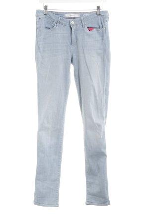 Wrangler Slim Jeans blassblau Casual-Look