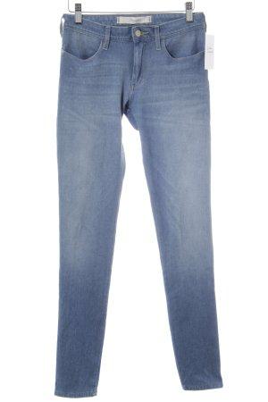 Wrangler Slim Jeans kornblumenblau Casual-Look
