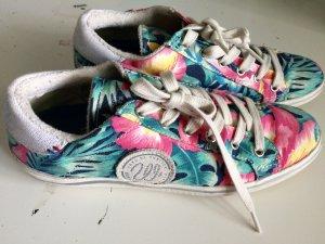 Wrangler Sneakers Summer Edition wie NEU!