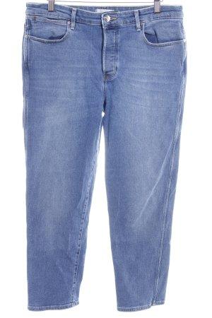Wrangler Straight-Leg Jeans hellblau Casual-Look
