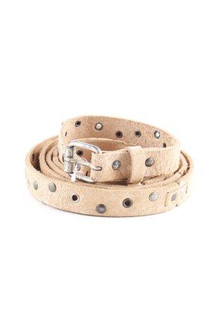 Wrangler Cintura vita color cammello stile casual