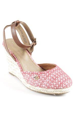 Wrangler Wedges Sandaletten mehrfarbig Boho-Look