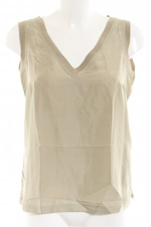 Wrap Tanktop creme Casual-Look