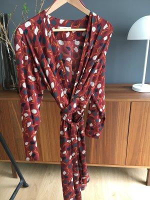 Wrapdress Wickelkleid von Mango suit Neu