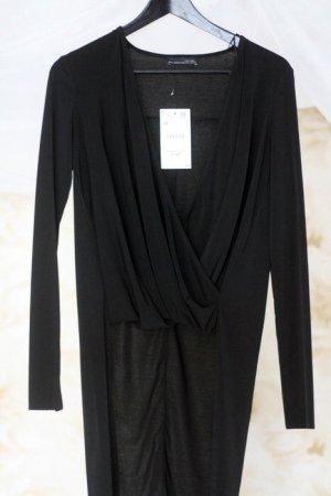 Wrapped Shirt mit Langen Ärmel Zara