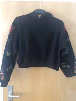 WRSTBHVR Jersey con capucha negro