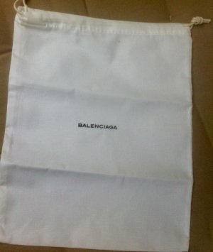 "WSV-30.1. ""Balenciaga"" neu dustbag"