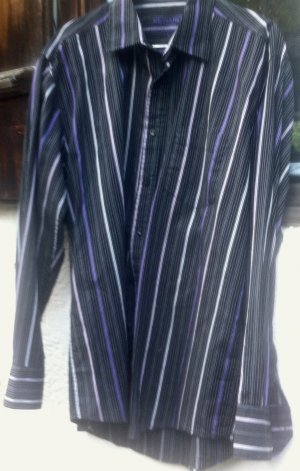 WSV: Attraktives Streifenhemd, L, sehr guter Zustand! #unisex