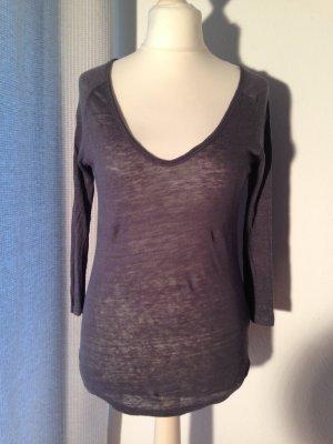 Basic-Shirt von Zara Gr. S