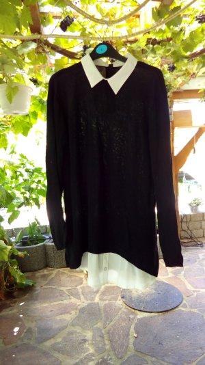 Pullover mit Kragen von Atmosphere