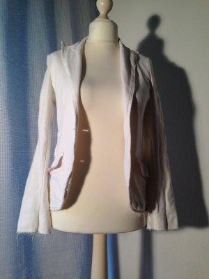 Weißer Blazer aus Baumwolle von aem'kei  Gr. XS