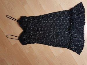 Liu jo Vestido tipo overol negro