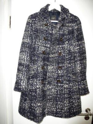 Max Mara Cappotto in lana multicolore