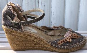 Espadrille Sandals multicolored