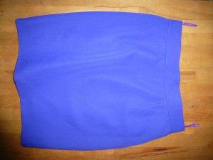 Wunderbarer Mugler Rock Wolle 34 blau-lila