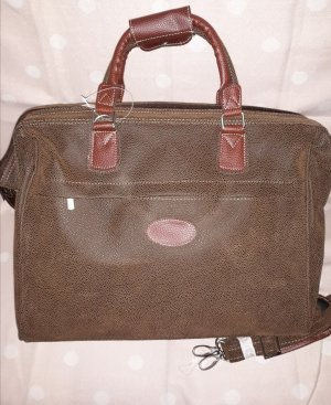 Weekender Bag brown-ocher