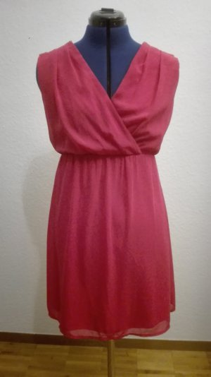 Vila Cocktail Dress magenta