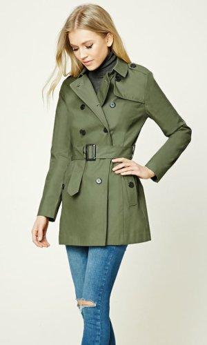 wunderschön   Mantel Trenchcoat