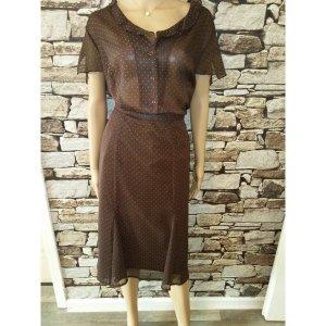 8 Asymmetry Skirt multicolored mixture fibre