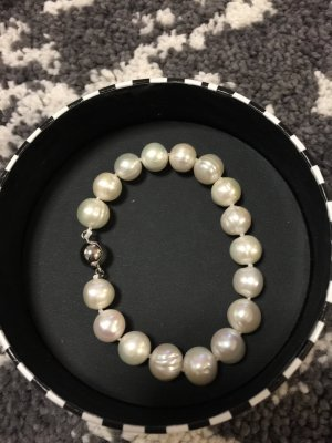 Wunderschön Süßwasser Perle Armband