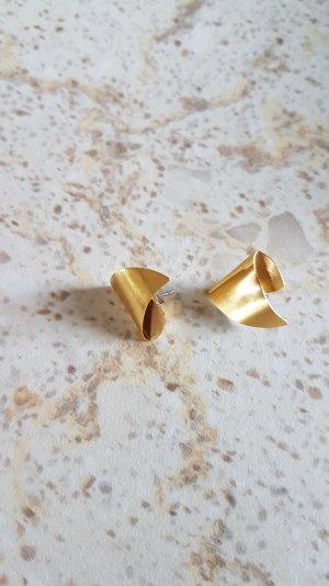 Wunderschöne 900er Gold Ohrringe