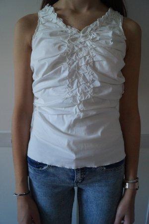 Wunderschöne ärmellose Bluse von Prada