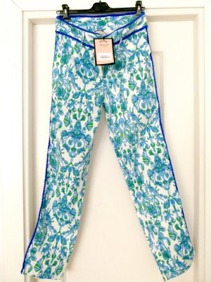 Almatrichi Chinos multicolored cotton