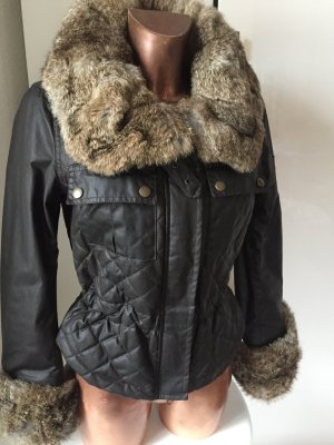 Belstaff Fur Jacket multicolored