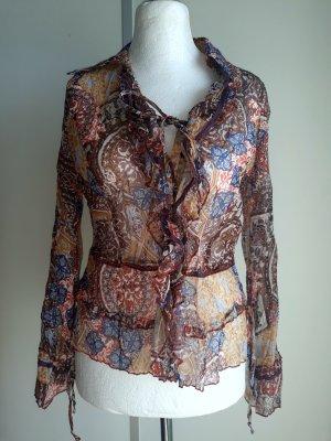 Biba Camicetta a blusa multicolore