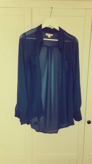 ~wunderschöne blaue Bluse~