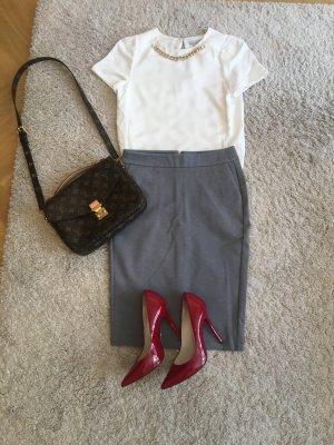 """Wunderschöne Blogger Bluse """"Miss Elegance"""" mit Kette von H&M <3"""