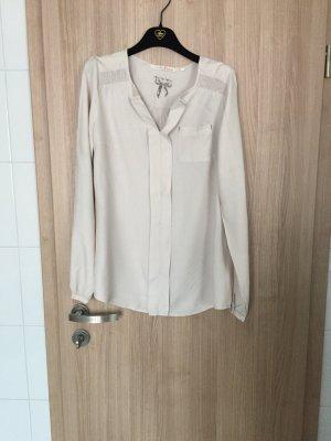Wunderschöne Bluse der Marke Tom Tailor Denim, Farbe Beige,