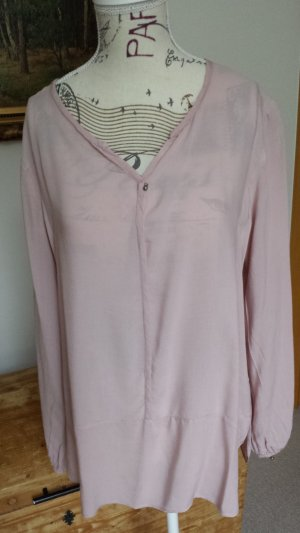 Wunderschöne Bluse in rosé