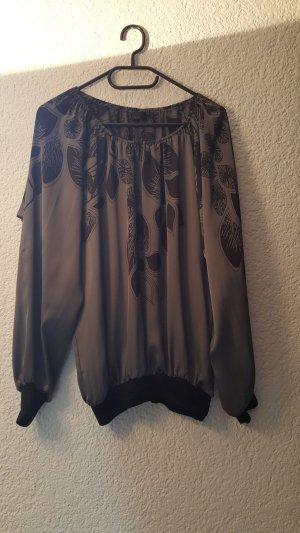 Wunderschöne Bluse mit blumigen Ornamenten