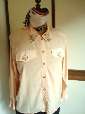 wunderschöne Bluse mit Seideneffekt