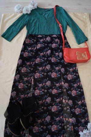 wunderschöne Bluse, Shirt von S.Oliver, Größe 38, bestickt