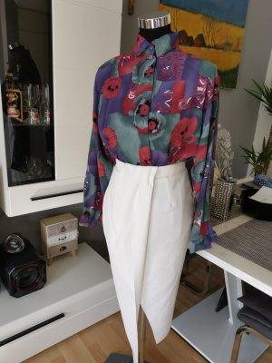 Wunderschöne Bluse von Bonita, Bluse mit Blumenmuster, Viskoze, Blogger, Must Have