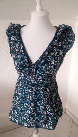 wunderschöne Bluse von Oasis,Gr.34,blau