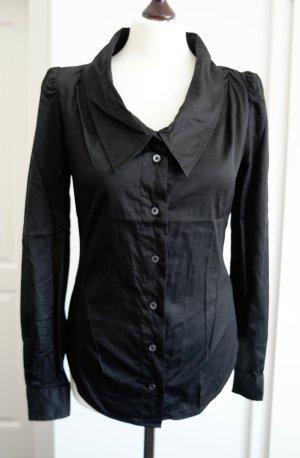 Wunderschöne Bluse von Vivienne Westwood in schwarz