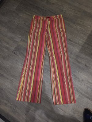 Cambio Pleated Trousers multicolored