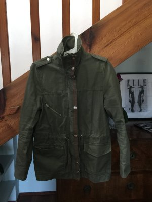 H&M Outdoor Jacket green grey