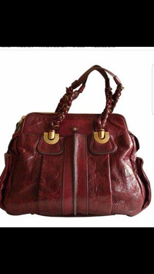 wunderschöne Chloe Heloise Bag aus Leder