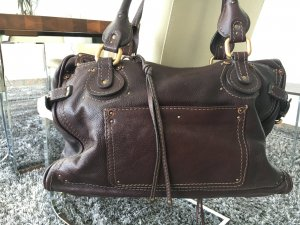 Chloé Carry Bag brown leather