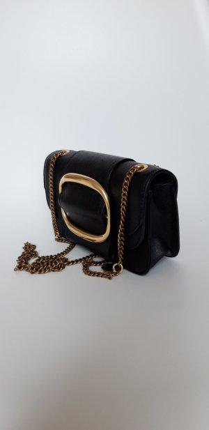 Wunderschöne cross-body-bag schwarz