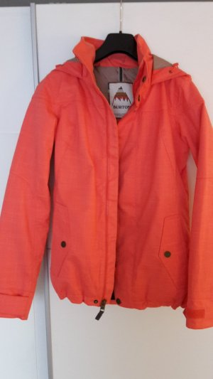 Burton Winter Jacket red-bright red