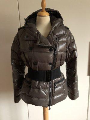 Moncler Down Jacket dark grey