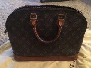 Wunderschöne echte Louis Vuitton alma Tasche