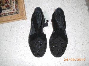 Wunderschöne Echtleder Schuhe von ZARA Gr.36.
