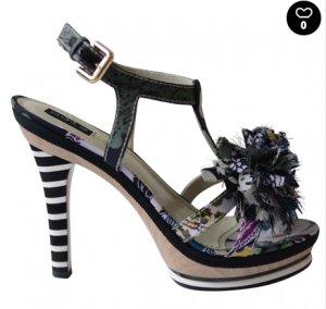 Wunderschöne Etro- Sandalen